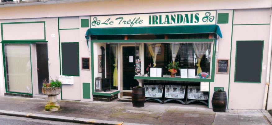 Le Trefle Irlandais
